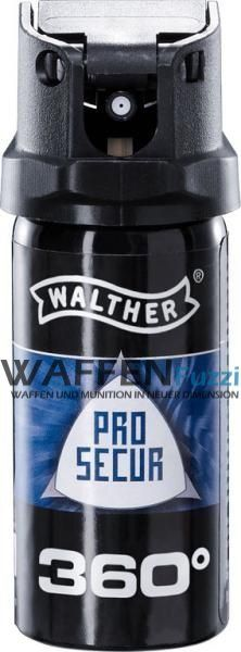 Walther Pro Secure 360 Grad Pfeffer Gel 47 ml