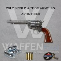 Colt Single Action Army - Antik-Finish-Set
