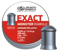 JSB Diabolo Exact Monster 0,870g