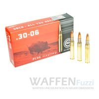 Geco Plus Kaliber .30-06 Jagdmunition 170gr