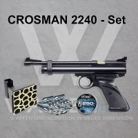 Crosman 2240 Kaliber 5,5 mm Set