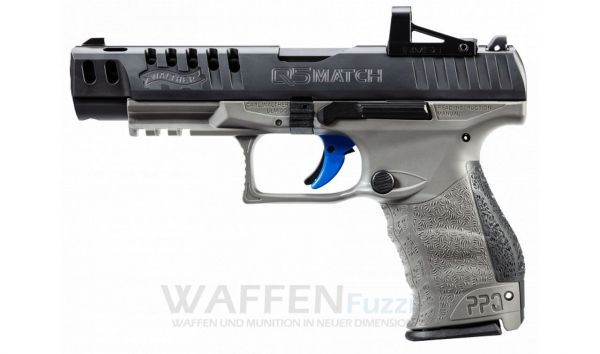 Walther PPQ Q5 Match Combo 9mm Luger
