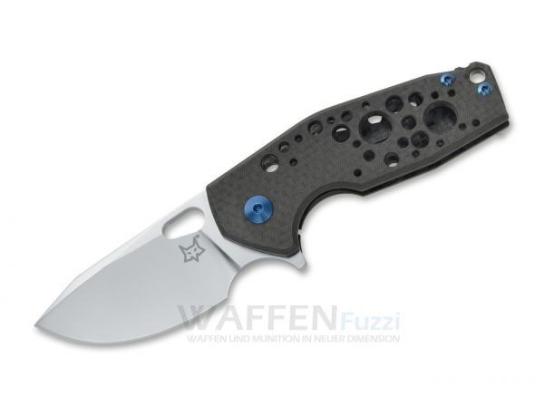 Taschenmesser Suru Carbon Blue Fox Knives