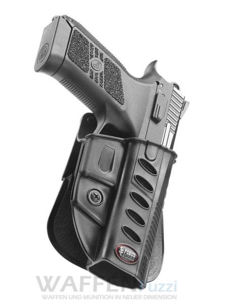 CZ Duty Fobus Holster Evolution für P-09 & P-07 Duty