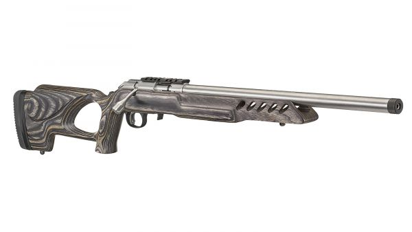 Ruger Amican Rimfire Target Thumbhole Stainless