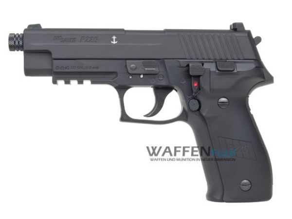 Sig Sauer P226 CO2 Pistole 4,5mm Diabolo BlowBack