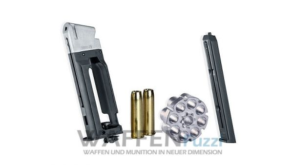 P08 Blowback CO2 Magazin