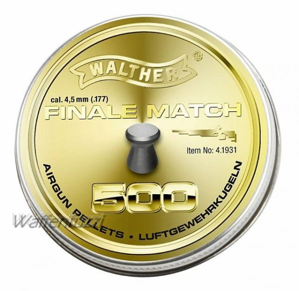 Walther Final Match Rifle