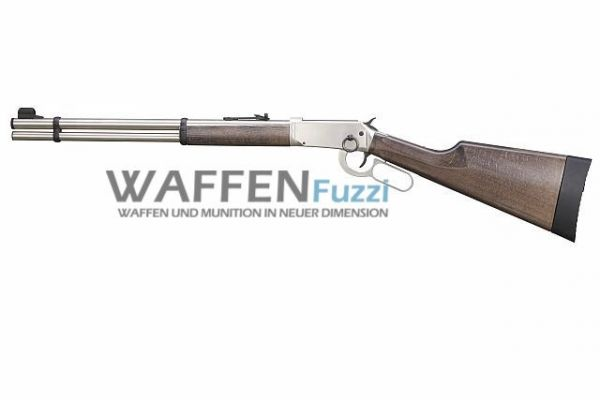 Walther Lever Action Steel Finish CO2 Gewehr 4,5 mm Diabolo