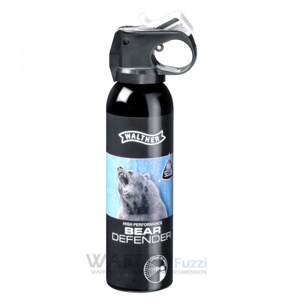 Walther ProSecur Bear Defender Abwehrspray 225 ml