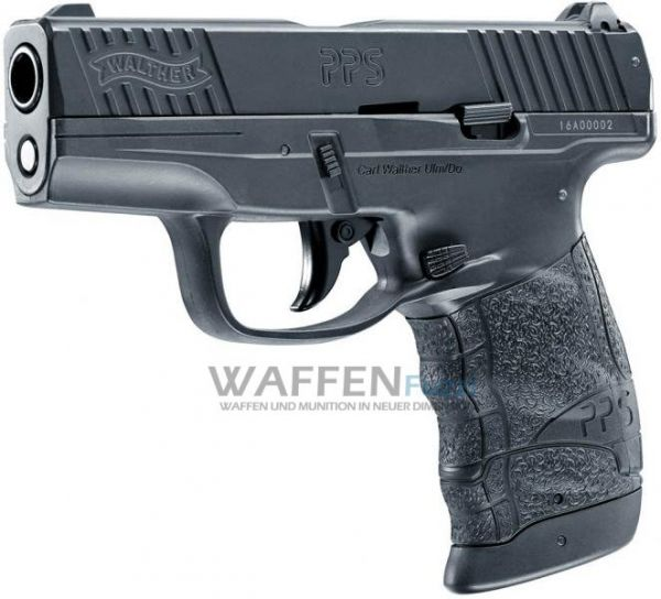 Walther PPS M2 CO2 Pistole 4,5mm BB Blow Back