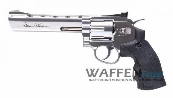 Dan Wesson 6 Zoll CO2 Revolver 4,5 mm BB