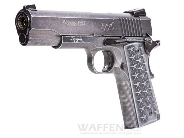 CO2 Pistole Sig Sauer 1911 WTP 4,5mm Stahl BB