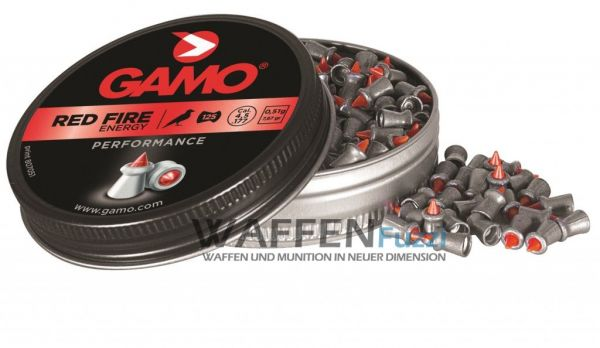Gamo Red Fire Diabolo 4,5mm