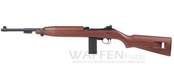 M1 Carbine Springfield CO2 Gewehr Blow Back Kaliber 4,5mm Stahl BB
