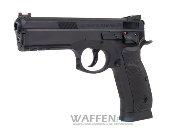 CZ SP-01 Shadow CO2 Pistole 4,5 mm BB, Non Blow Back