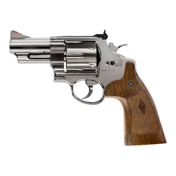 M29 Smith & Wesson CO2 Revolver 3 Zoll Kaliber 4,5mm Stahl BB