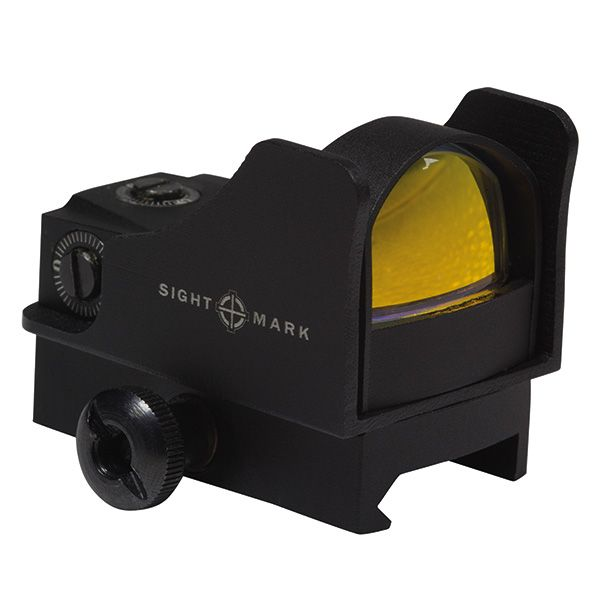Rotleuchtvisier Red Dot Sightmark Mini Shot Pro-Spec für 22mm Schiene