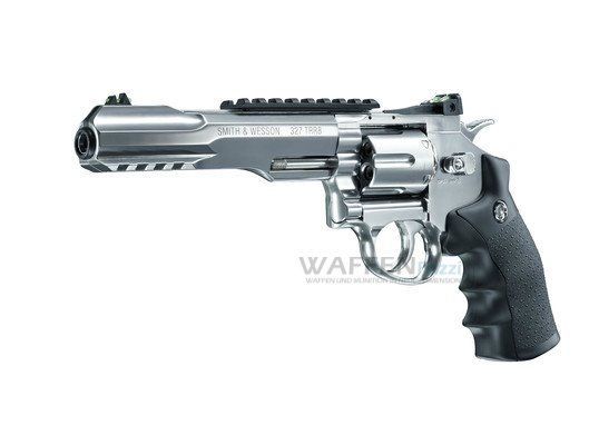 Smith & Wesson Mod. 327 TRR8 CO2 Revolver Steel Finish
