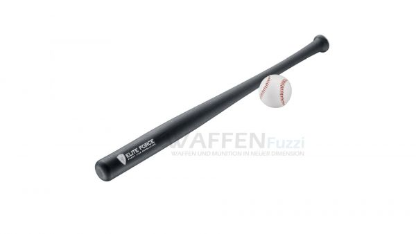 Elite Force Baseball Bat Anthrazit