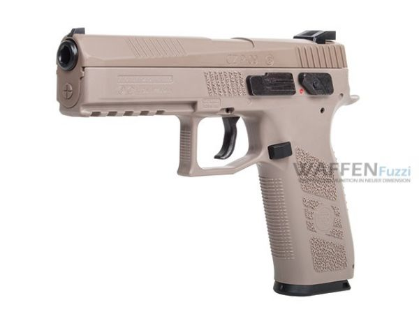 CZ P09 4,5mm Diabolo BlowBack CO2 Pistole