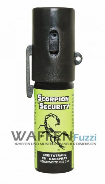CS Gasspray 15 ml Scorpion Security