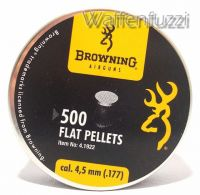 Browing Flat Pellets