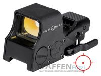 Sightmark Ultra Shot M-Spec Reflex Sight Red Dot Wasserfest
