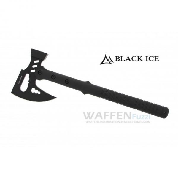 Black Ice Apache III Tomahawk robuste Outdoor-Axt
