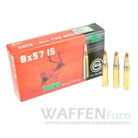 Geco Zero Kaliber 8x57IS Jagdmunition 139gr