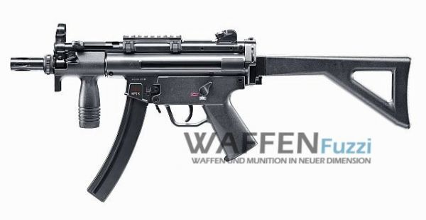 Heckler & Koch MP5 K-PDW CO2 Gewehr 4,5 mm BB Blow Back