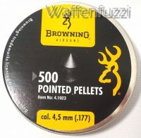 Browing Pointed Pellets