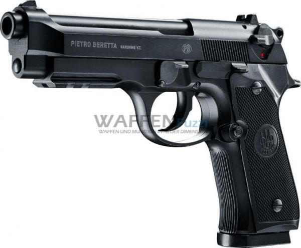 Beretta M92 A1 CO2 Pistole BlowBack 4,5 mm BB
