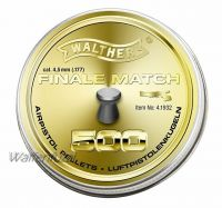Walther Final Match Pistol