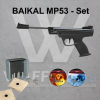 Baikal MP 53M Luftpistolen Set