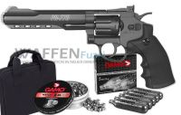 Gamo PR 776 CO2 Revolver 4,5mm Diabolo Set