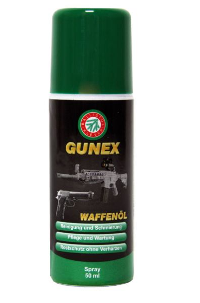 Gunex 2000 Waffenöl 50ml Spray