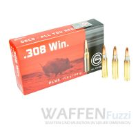Geco Plus Kaliber .308 WIN. Jagdmunition 170gr
