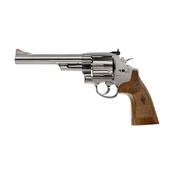"""M29 Smith& Wesson CO2 Revolver 6,5"""" Kaliber 4,5mm Stahl BB"""