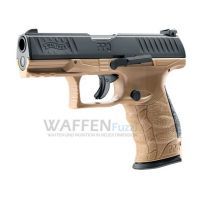 Walther PPQ M2 T4E FDE 4 Joule Kaliber .43